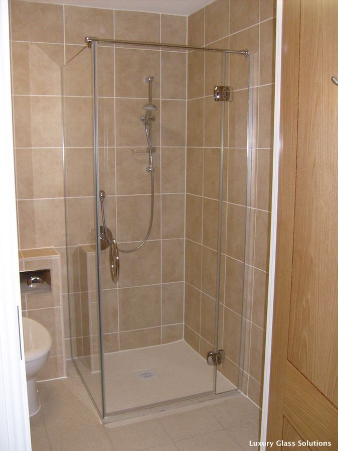 Glass Shower Enclosures - Luxury Glass Solutions